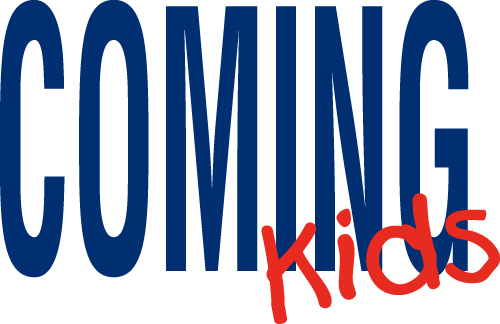 Coming Kids logo
