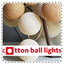 Cotton ball lights webshop