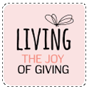 Living the joy of giving webshop