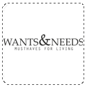 Wants & Needs webshop